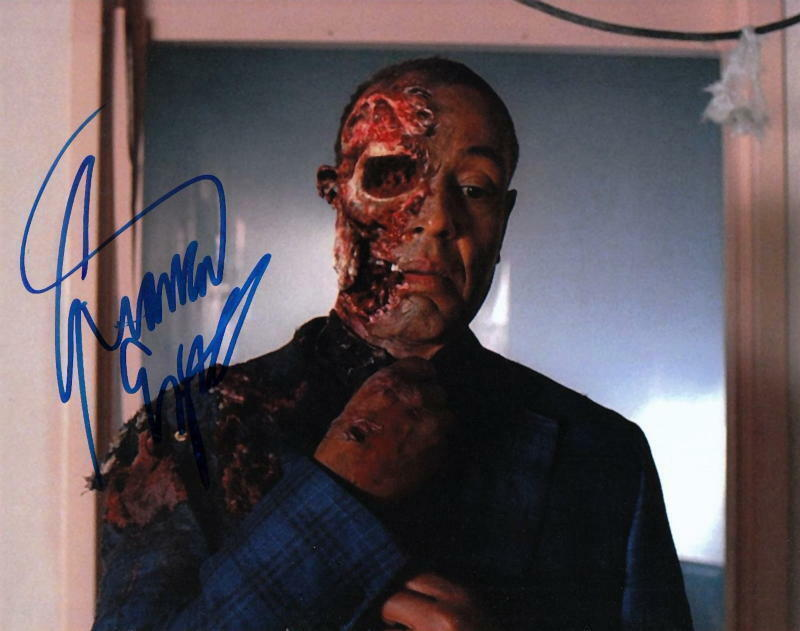 GIANCARLO ESPOSITO.. Breaking Bad's Gustavo Fring - SIGNED