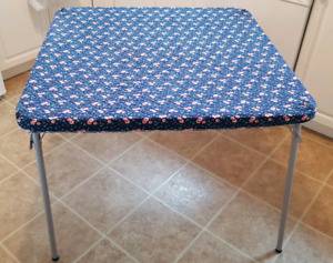 Card Table with Cover