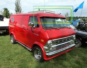 WANTED  SUN  VISOR  1969 to 74 ford VAN