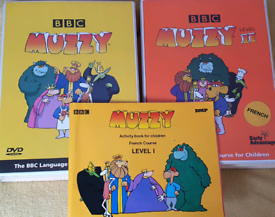 BBC Muzzy Language Course For Kids 1 & 2