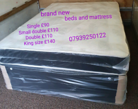 New Beds and Mattresses