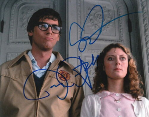 SUSAN SARANDON & BARRY BOSTWICK.. The Rocky Horror Picture Show - SIGNED