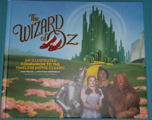 Hardcover Wizard of OZ