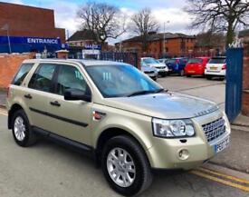 2007 Land Rover Freelander 2 SE 2.2TD4 AUTOMATIC! SAT NAV!