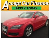 Audi TT Coupe 2.0T FSI 2009MY FROM £46 PER WEEK!
