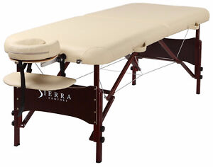 MASSAGE TABLE (REDUCED FOR QUICK SALE) PROFESSIONAL PORTABLE