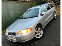 Volvo V70 2.4 D5 (185)*Special Edition Sport Estate*6Speed,Leather,1Former Own!