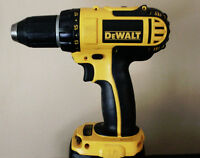 "DeWALT 18V DCD760 1/2"" Cordless Drill Driver w/Battery & Charger"