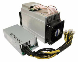 bitmain antminer D3 19.3Gh brand new sealed