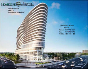 VIP Launch..Mississauga..Close to 403/Credi Valley Hospital