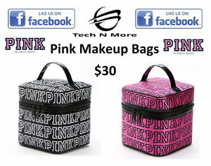 VS Pink Makeup Bags (2 Colors)