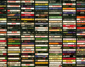 Looking for unwanted cassette tapes