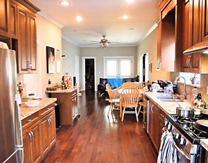 1 BR on Shared floor in the heart of Commercial Drive.