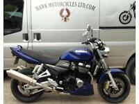 DEPOSIT RECEIVED 2004 SUZUKI GSX1400 K3, 14091 MILES, OWNERS MANUAL, 4 OWNERS