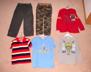 Boys Clothes, Jackets - sz 6, 7, 8