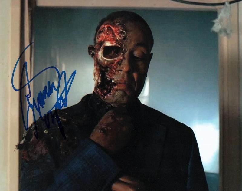 GIANCARLO ESPOSITO.. Breaking Bad - SIGNED