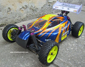 New RC Buggy/ Car 1/10 scale, Electric 4WD 2.4G  RTR Kingston Kingston Area image 7