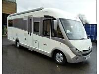 Carthago Chic E-Line I 51 Yachting 2 Berth Fixed Rear Bed Motorhome for Sale