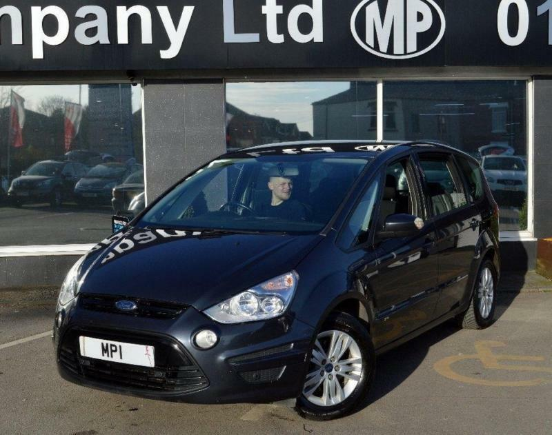 2010/60-FORD S-MAX 2.0TDCI (140) ZETEC 6SP 5DR DIESEL 7 SEAT MPV ,63-000 MOST SH
