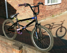 Mongoose 'Subject' BMX - spares or repairs £30 ono