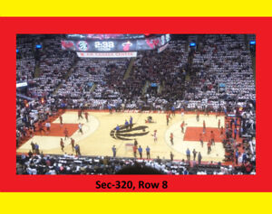 #=Raptors Tickets v ATLANTA HAWKS. Jan-8.Amazing Views! Cheap==#