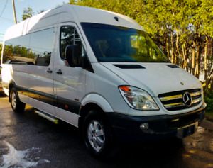 2013 Mercedes-Benz Sprinter 12 passagers!