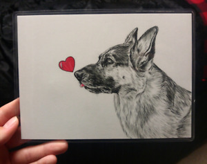 Custom Pet Sketches