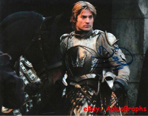 NIKOLAJ COSTER-WALDAU.. Game of Thrones' Jaime Lannister - SIGNED