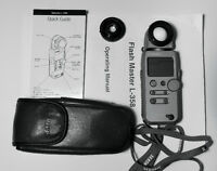 Light Meter Sekonic L-358 for Camera and Flash