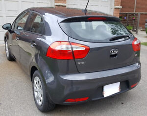 2013 Kia Rio GDi with fog light , Heat seats & Bluetooth .
