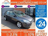 2008 FORD FOCUS 1.8 TDCI ZETEC GOOD / BAD CREDIT CAR FINANCE FROM 24 P/WK