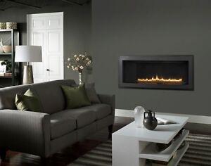 """42"""" Linear Fireplace  - Over 40% OFF Edmonton Edmonton Area image 1"""