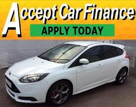 Ford Focus FROM £83 PER WEEK!