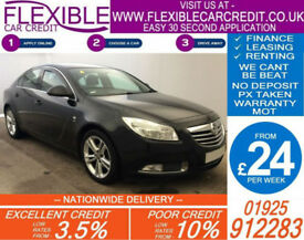 2011 VAUXHALL INSIGNIA 1.8 SRI GOOD / BAD CREDIT CAR FINANCE AVAILABLE