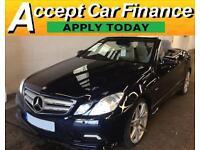Mercedes-Benz E200 FROM £85 PER WEEK!