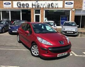 Peugeot 207 1.4HDI 70 (a/c) S 5dr - ONLY 56,000 MILES