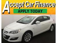 Vauxhall/Opel Astra FROM £46 PER WEEK.