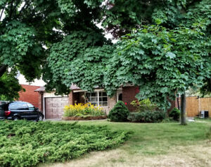 House for sale - Port Hope. Three bedroom large lot.