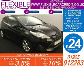 2012 FORD FIESTA 1.6 TDCI ZETEC S GOOD / BAD CREDIT CAR FINANCE AVAILABLE
