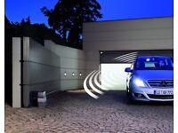 Garage doors, gates installation, service, repairs