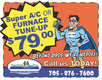 <<Furnace Cleaning Special Call Now - 21 Point Inspection >>