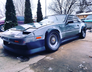 87 nissan 300zx for trade