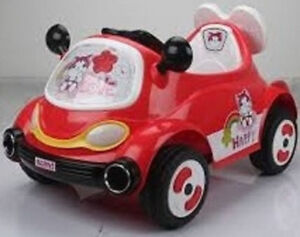 Brand New 12V Child Ride On Car with Remote Controller, Music