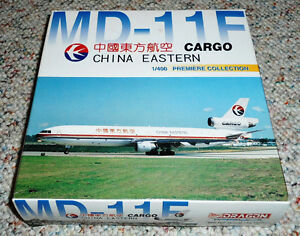 Dragon Wings 1/400 McDonnell-Douglas MD-11F China Eastern Cargo