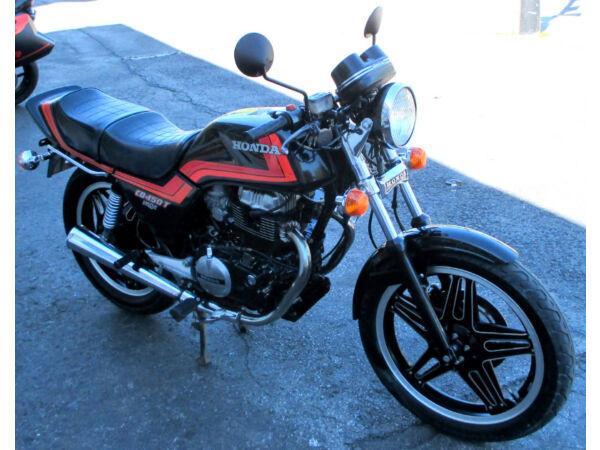 Used 1982 Honda CB