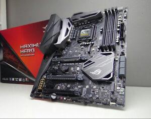 Combo - i7 6700K, Asus Maximus Hero Z270, Corsair Dominator 16GB