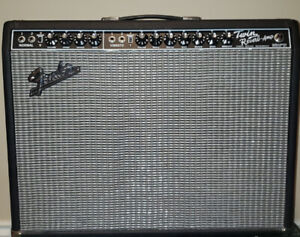 Fender '65 Twin Reissue - immaculate condition