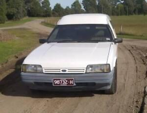 1988 XF Ford Falcon Panel Van