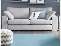 Grey 3 seater brand new sofa free delivery
