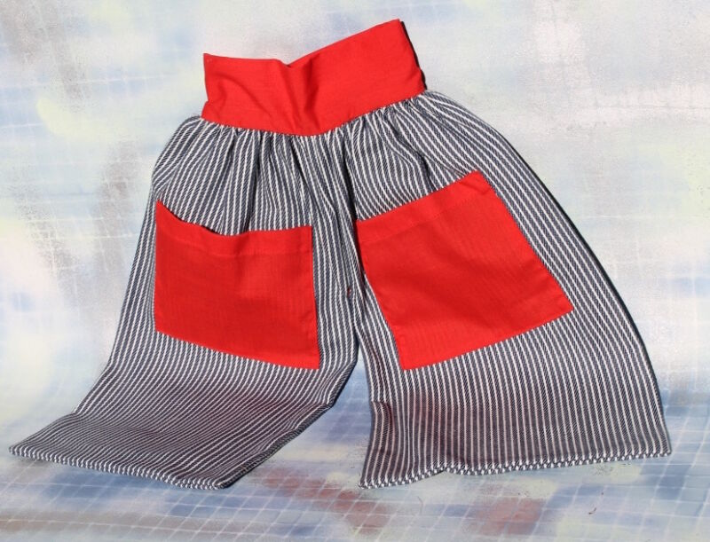 Handmade Pants for Large Doll